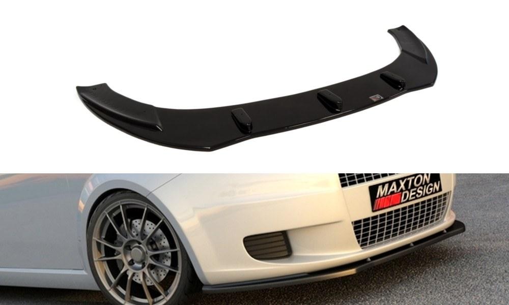 Splitter Przedni Fiat Grande Punto Standard - GRUBYGARAGE - Sklep Tuningowy
